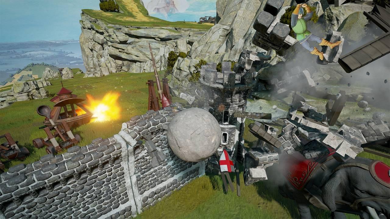 Rock of Ages 2: Bigger & Boulder - Đánh Giá Game