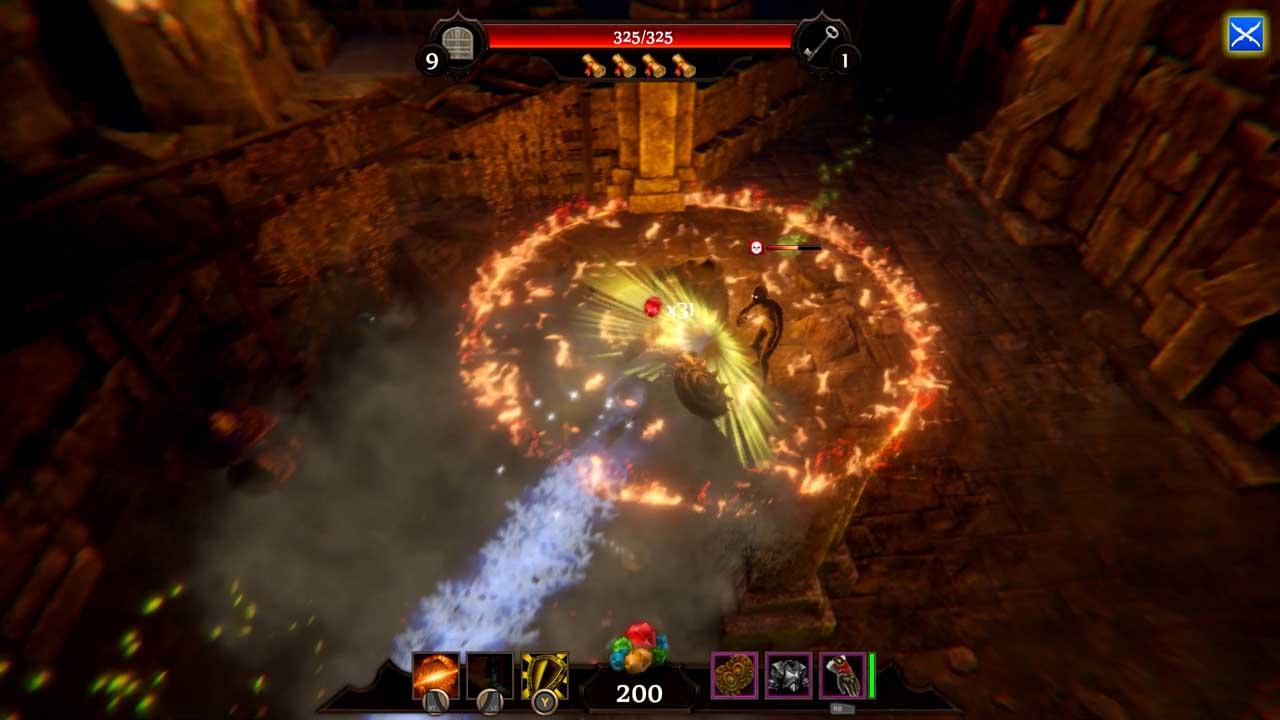PYLON: Rogue - Đánh Giá Game