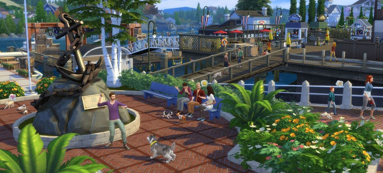 The Sims 4 Cats & Dogs - Đánh Giá Game