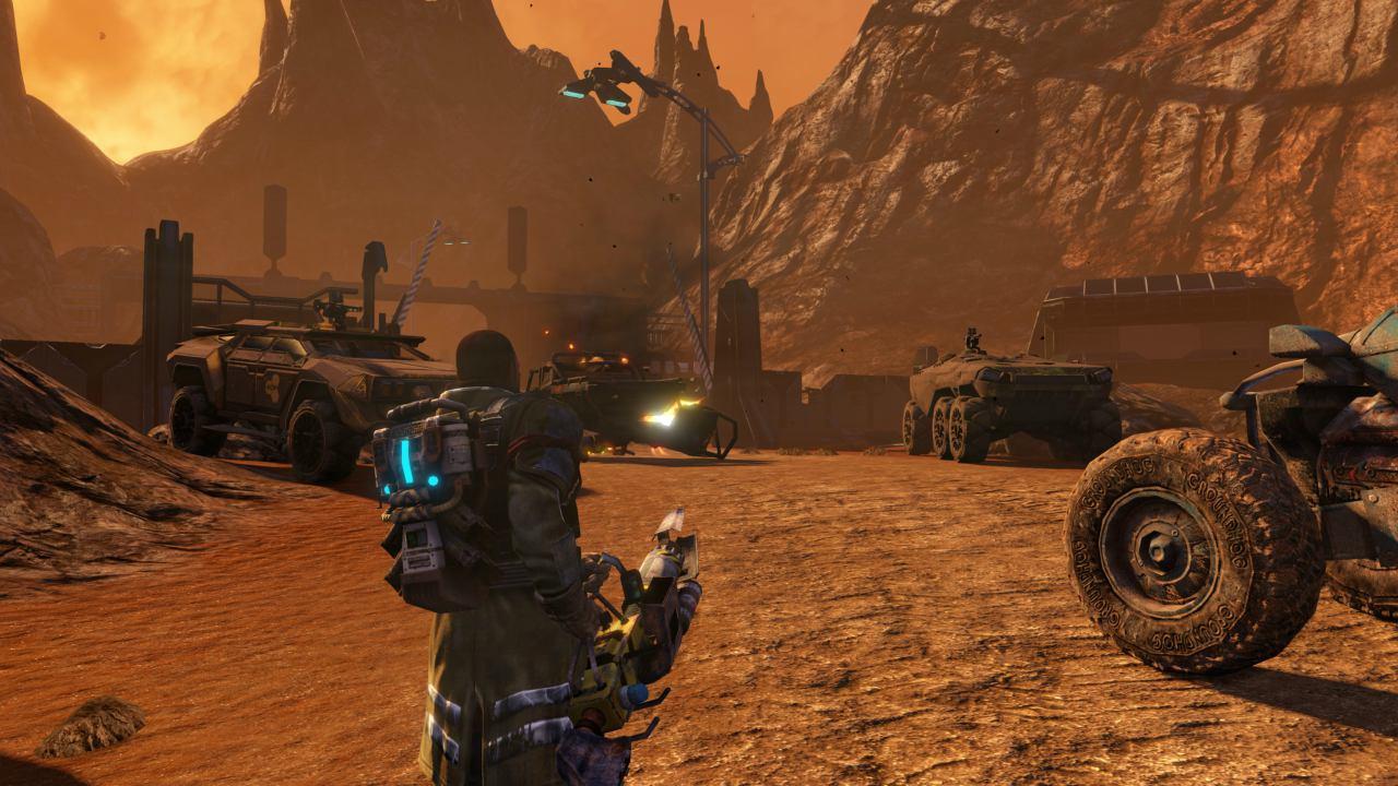 Phiên bản làm mới của Red Faction: Guerilla được công bố - Tin Game