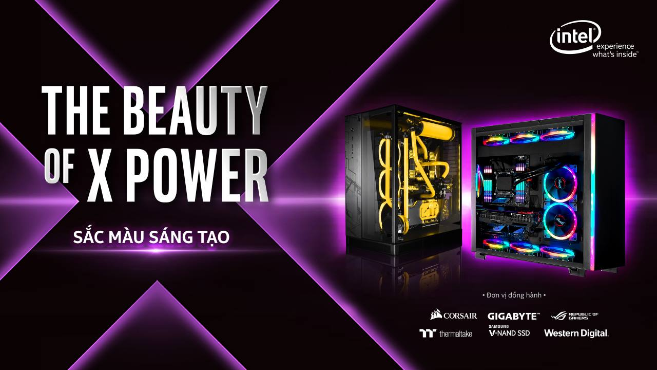 The Beauty Of X Power