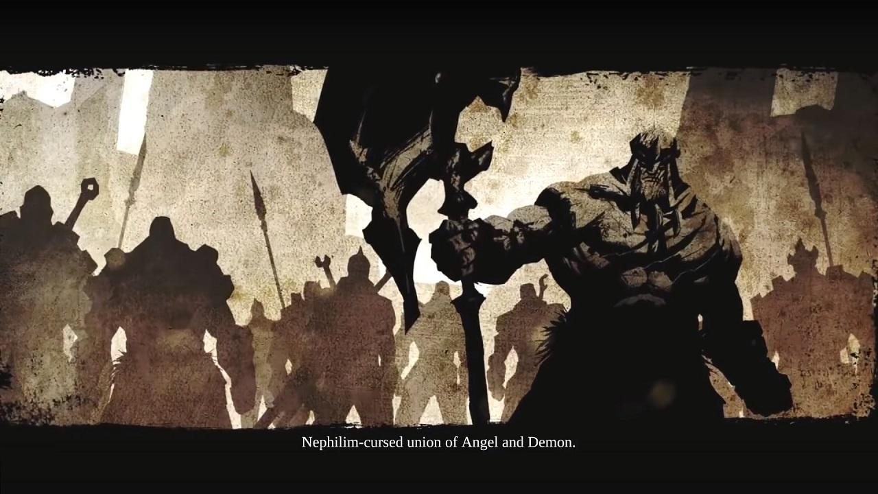 Cốt truyện Darksiders (Phần 2): DEATH - Cứu vớt nhân loại