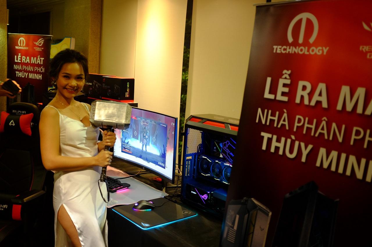 Thùy Minh Technology