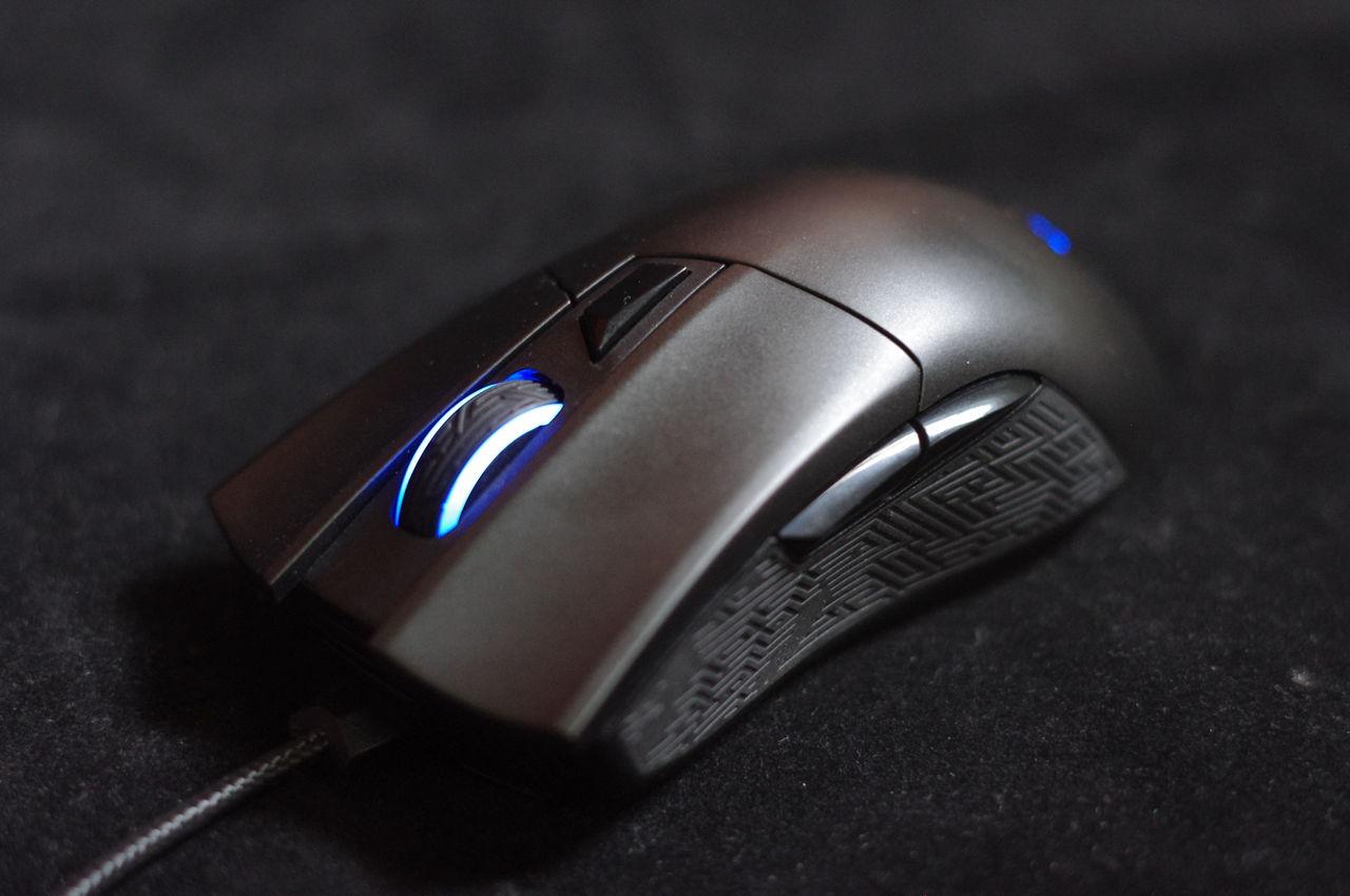 """ASUS ROG Gladius II Wireless – Sẵn sàng """"thượng đài"""""""