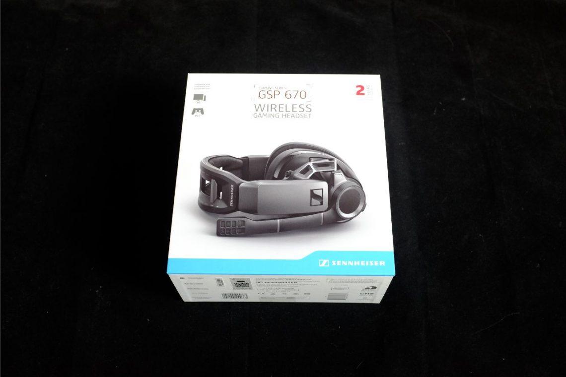 Sennheiser GSP 670 Wireless Gaming Headset