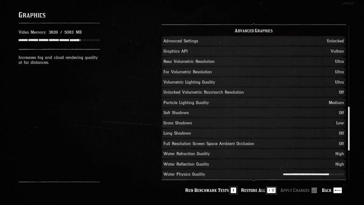 Game Benchmark