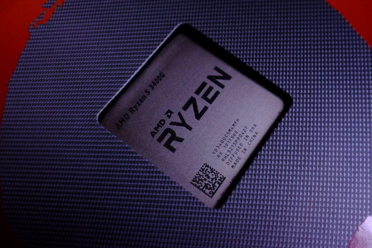 AMD Ryzen 5 3400G APU – Đánh Giá Gaming Gear