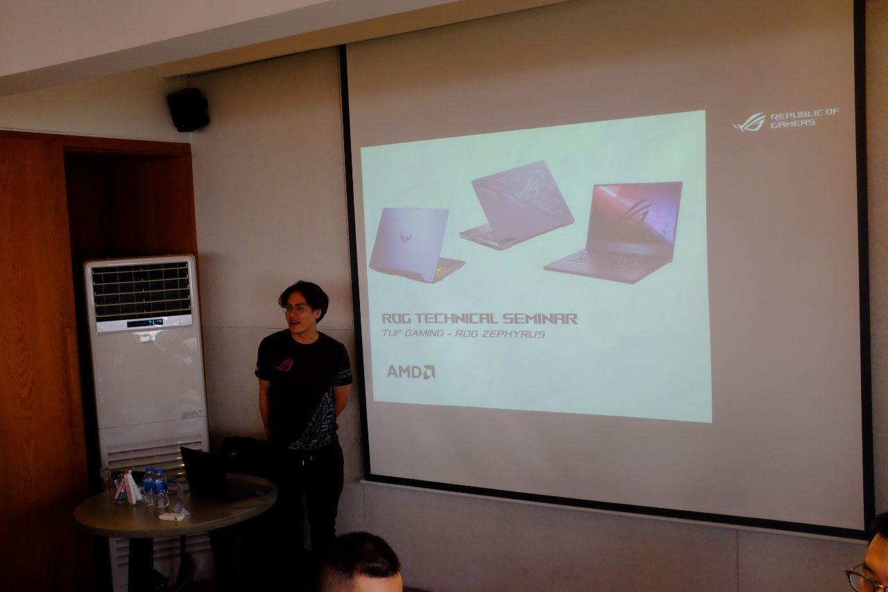 ASUS cho ra mắt loạt sản phẩm sử dụng CPU AMD đời mới