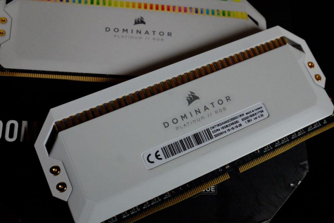 Corsair Dominator Platinum RGB 16GB 3200MHz - Đánh Giá Nhanh