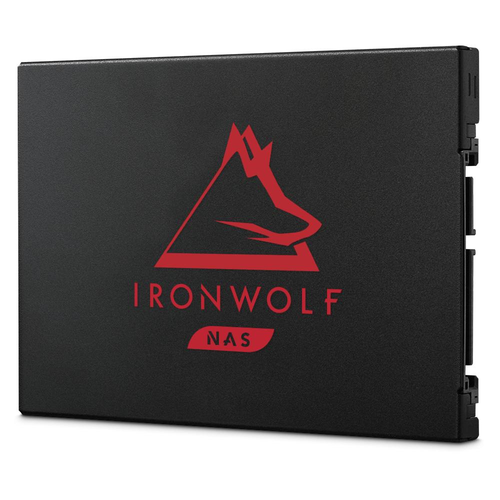 Seagate nâng cấp dòng ổ cứng IronWolf NAS với hai phiên bản siêu dung lượng