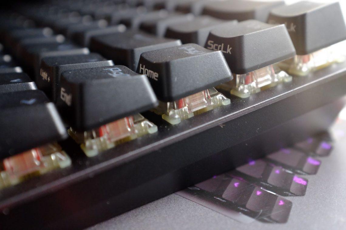 ASUS Falchion Wireless Gaming Keyboard - Đánh Giá Gaming Gear