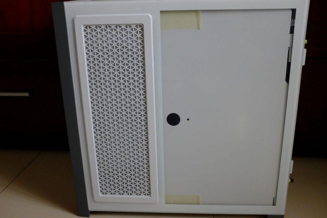 Corsair 5000X RGB Mid Tower Gaming Case - Đánh Giá Nhanh
