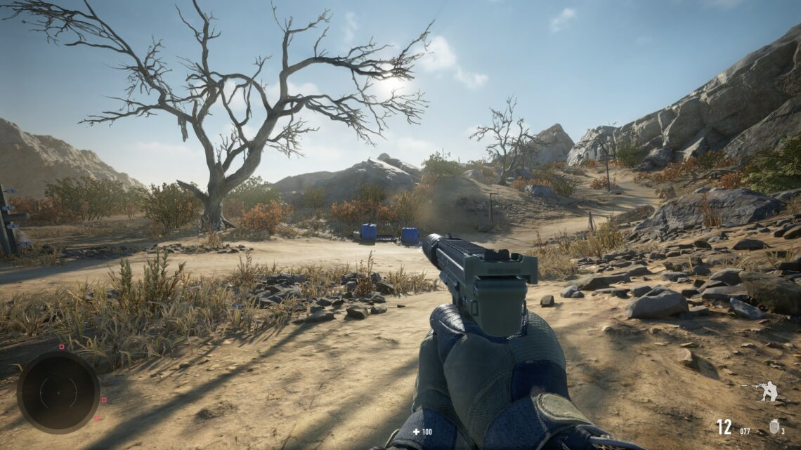 Ghost Warrior: Contracts 2