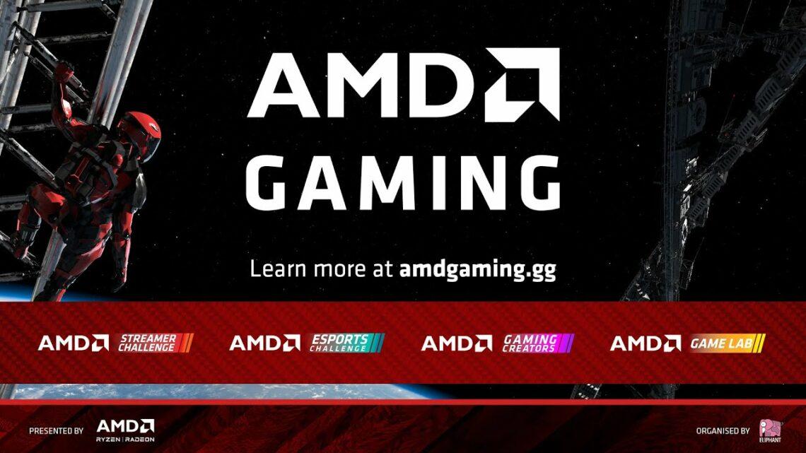 AMD Công bố cuộc thi AMD Gaming Campaign 2021