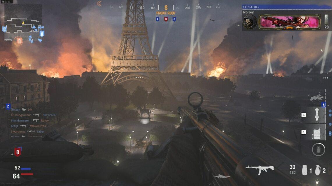 Chơi thử Call of Duty Vanguard Beta
