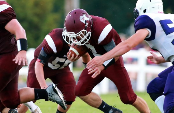 Ridgway Makes PIAA Debut Friday Against Farrell in Class ...