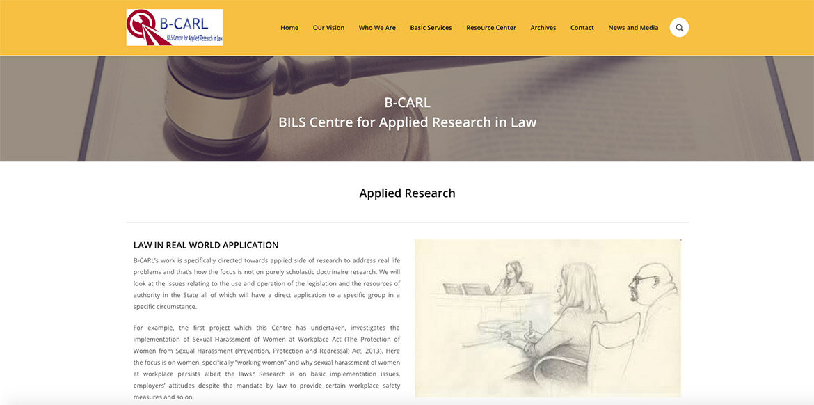 AppliedResearchBCARL