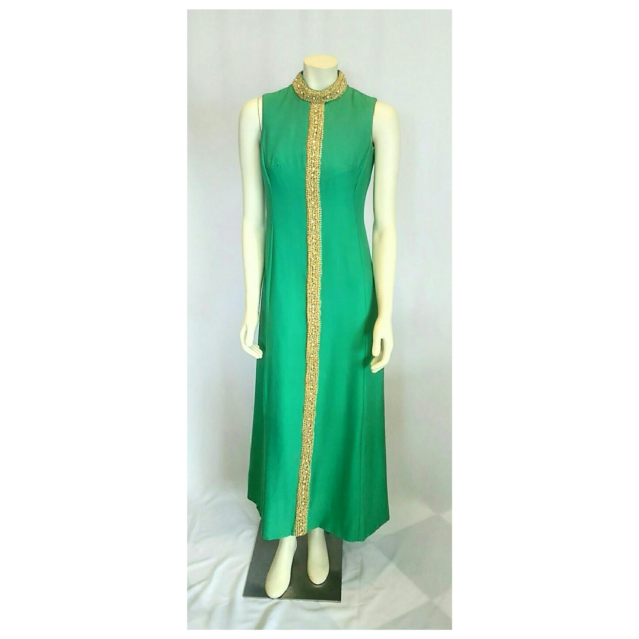 Grass Green Dresses 2018