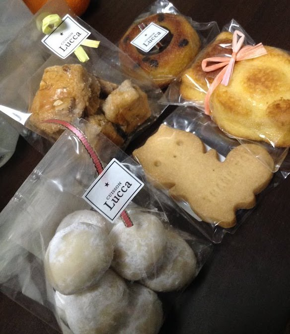 キュイソンルカ(西小山)の焼き菓子は美味しいし可愛いのでおすすめ