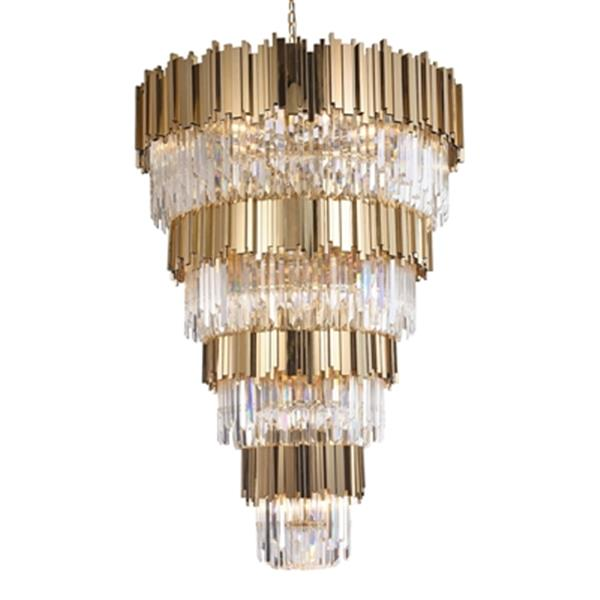 crystal chandelier tiered # 50