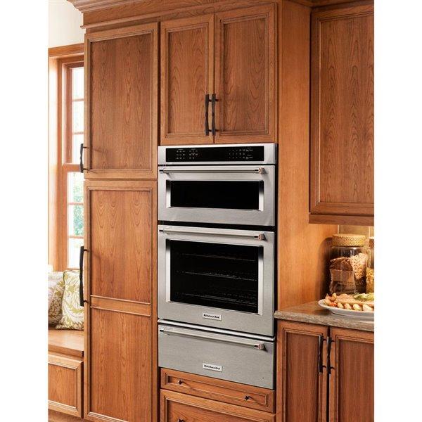 kitchenaid 30 inch warming drawer stainless steel