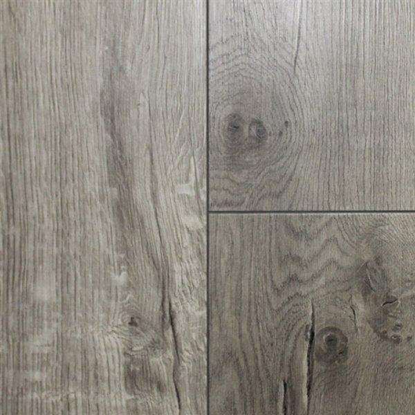 summit true grout silver 7 mm luxury vinyl plank flooring 7 in w x 36 in l