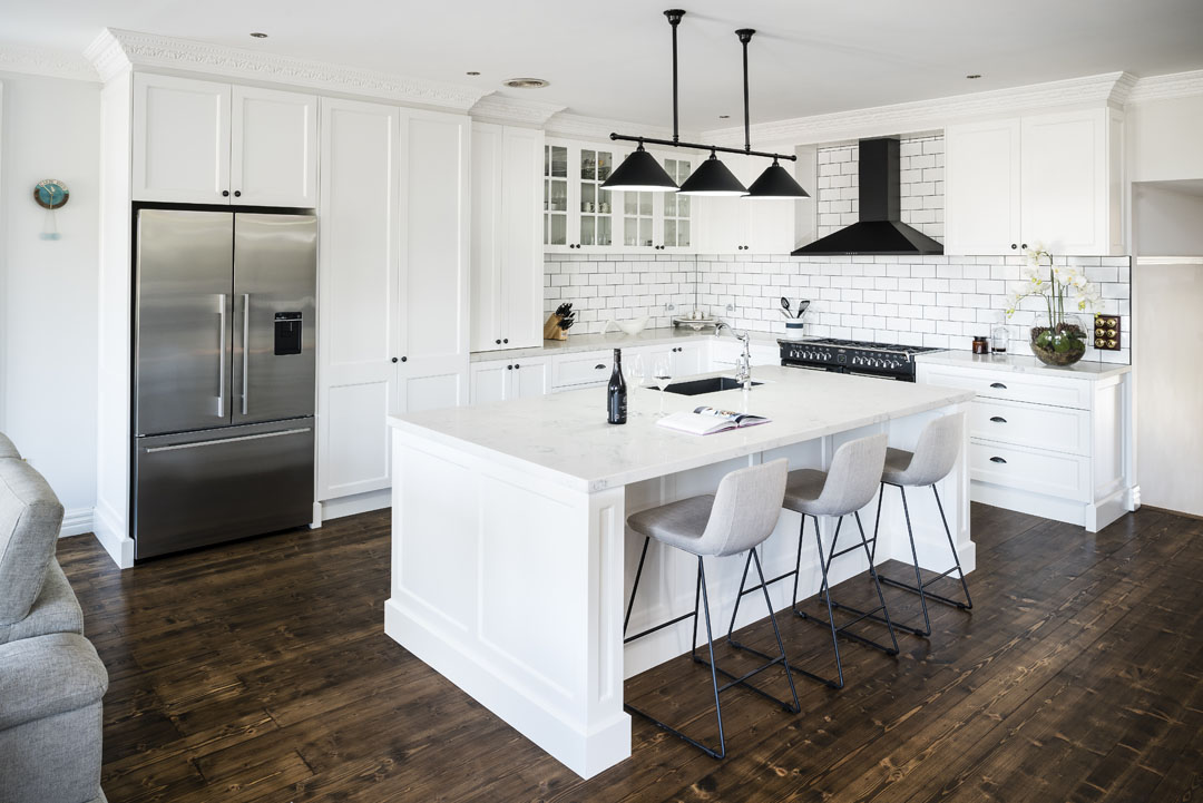 Classic design meets contemporary kitchen - Completehome on Modern Kitchens  id=13438