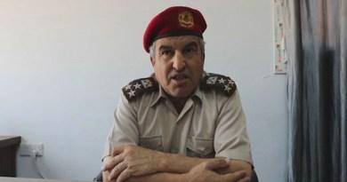 العميد خالد المحجوب،