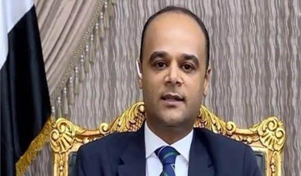 المتحدث باسم مجلس الوزراء المستشار نادر سعد