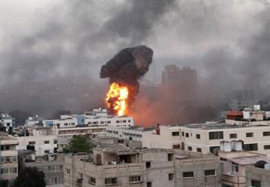 ارتفاع حصيلة العدوان الإسرائيلي على غزة إلى 48 شهيدا بينهم 17 طفلا وامرأة.. والاحتلال يستهدف المناطق السكنية ويدمر برج الجوهرة