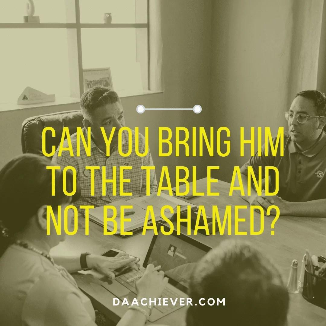 How to talk about Jesus Unashamed