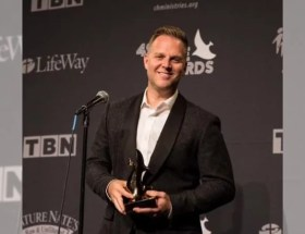 matthew west on grammy award