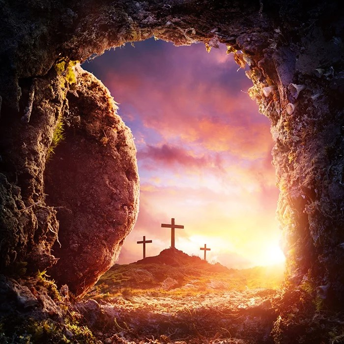 Easter Series- His resurrection from the dead