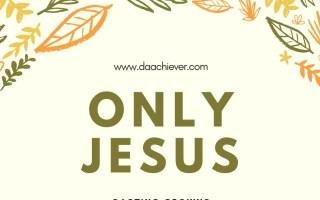 ONLY JESUS- CASTING CROWNS ALBUM