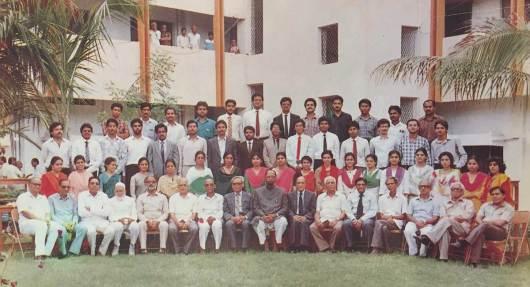 DCMS 1984 Batch
