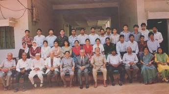 DCMS 1991 Batch