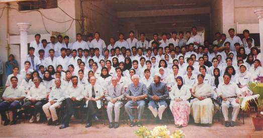 DCMS 1994 Batch