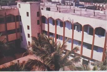 DCMS College building