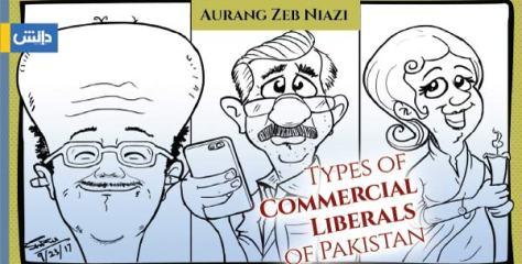 پاکستان کے مفاداتی دانش ور: کچھ مشہور اقسام ۔۔۔ اورنگ زیب نیازی