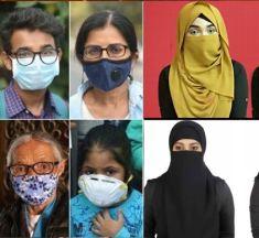 نقاب، ماسک اور رخِ زیبا —- تیمیہ صبیحہ