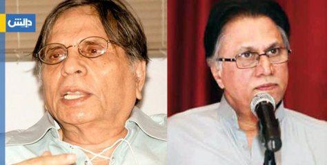 ڈاکٹر مبارک علی اور حسن نثار میں مماثلت —- حسن غزالی