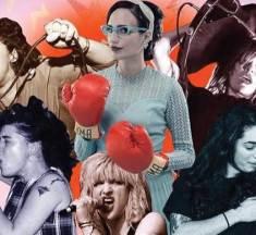 پاپولر فیمنزم : فیشن و میوزک کے نام پر جنسی بدمعاشی اور دنگل —- وحید مراد