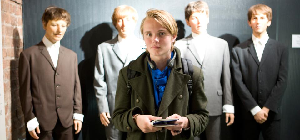 Bij The Beatles (2007)
