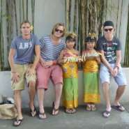 Met de Piekets op Bali (2010)