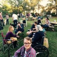 Muziek in het park (2014)