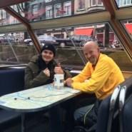 Tourist in Amsterdam (2015)