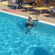 Lekker zwemmen in Italië (2016)