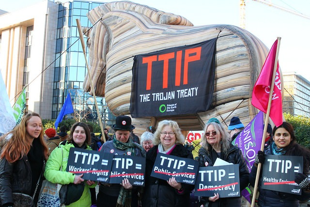 Pourquoi le TTIP retient (et mérite) tant d'attention