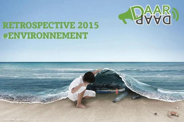 2015, année de l'environnement