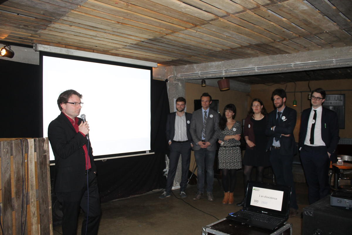 Soirée de lancement du Crowdfunding DaarDaar [Photos]